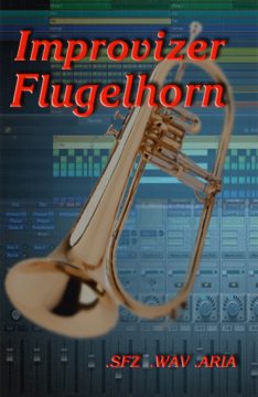 Improvizer Flugelhorn Aria player wav