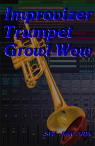 SFZ Trumpet Growl Wow Kontakt library