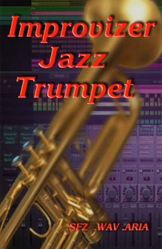 SFZ-trumpet Jazz for Aria player