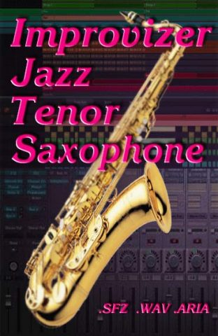 SFZ-Saxophone tenor Jazz for Aria