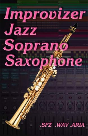 SFZ-Saxophone-Soprano for Aria
