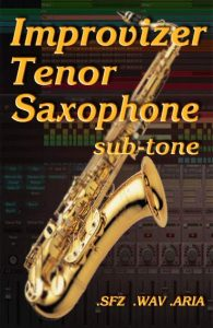SFZ-Saxophone tenor Jazz for Aria player