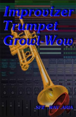 SFZ-growl trumpet-Jazz for Aria player