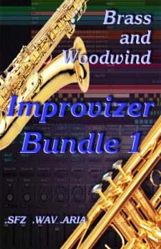 SFZ Improvizer Bundle wav