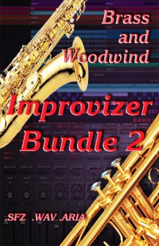 SFZ Improvizer Bundle soundfont